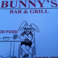 Photo taken at Bunny's Bar and Grill by james l. on 5/10/2012