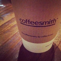 Photo taken at coffeesmith™ by SeungWon S. on 10/22/2011