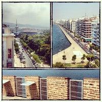 Photo taken at Thessaloniki by Igor Z. on 7/25/2012