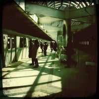 Photo taken at Yorkdale Subway Station by Stilez on 3/27/2011