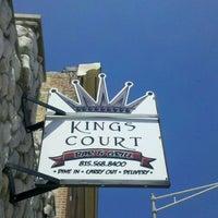Photo taken at King's Court by Carol F. on 8/13/2011