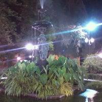 Photo taken at Plazoleta Diego Portales by Demiss V. on 1/24/2012