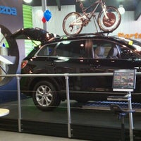 Photo Taken At Roger Beasley Mazda Central By Candice R. On 11/11/ ...