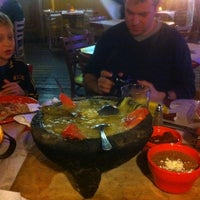 Photo taken at Zocalo Mexican Kitchen & Cantina by Sarah K. on 12/29/2011
