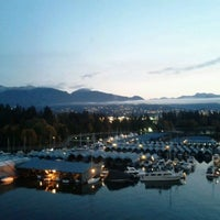 Photo taken at The Westin Bayshore, Vancouver by Heather F. on 10/27/2011
