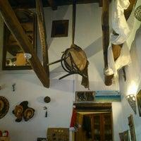 Photo taken at Art Cafe by Vivi P. on 1/7/2012