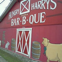 Photo taken at Hungry Harry's Famous BBQ by Devilyn on 10/19/2011