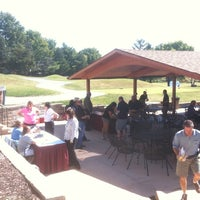 Photo taken at Bogey Hills Country Club by Thadd H. on 10/3/2011