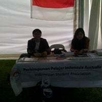 Photo taken at Monash Caulfield Common Lawn by Stella C. on 7/25/2012