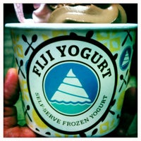 Photo taken at Fiji Yogurt by Randy B. on 3/11/2012