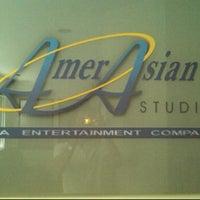 Photo taken at Amerasian Studio by Sean T. on 7/6/2011