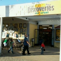 Photo taken at Discoveries by K G. on 1/19/2012