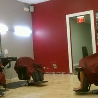 Photo taken at Barbers & Co Barber Shop @ 7 by Nasha P. on 9/18/2011