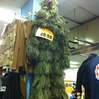 Photo taken at Army National Surplus Store  by  ℋumorous on 8/25/2011
