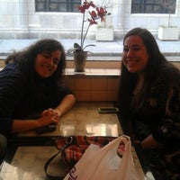 Photo taken at NYU Campus Eatery by Kelly K. on 1/10/2012