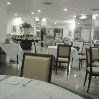 Photo taken at Plaza São Rafael Hotel by Marcelo M. on 6/28/2012