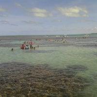 Photo taken at Banco De Corais - Maragogi by Cid Malta C. on 5/9/2012