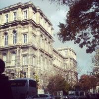 Photo prise au İstanbul Teknik Üniversitesi par Melis A. le11/29/2011