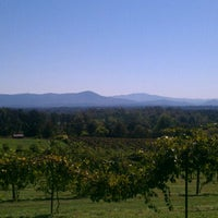 Photo taken at Morris Vineyard and Winery by Adam P. on 10/5/2011