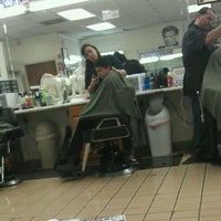 Photo taken at The Baron Barber Shop by Mariana M. on 12/1/2011
