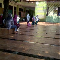 Photo taken at SDIT & SMPIT Miftahul Ulum Gandul by Karinaeby e. on 9/23/2011