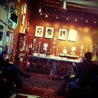 Photo taken at Modern Dwellers Chocolate Lounge by John S. on 12/22/2010
