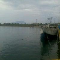 Photo taken at Pelabuhan Jangkar by Indra A. on 12/6/2011