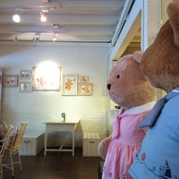 Photo taken at Teddy Bear Cafe @ Siam by Nim F. on 7/28/2011