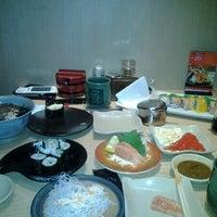 Photo taken at Sushi Tei by Revarita T. on 11/6/2011