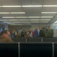 Photo taken at Gate - A5 by Paula S. on 12/6/2011