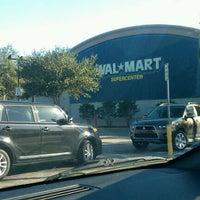 Photo taken at Walmart Supercenter by Ezequiel R. on 11/10/2011