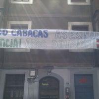 Photo taken at Meatza Herriko Elkartea by Igor G. on 4/16/2012