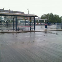 Photo taken at Hamilton Central Bus Station by Gilbert F. on 10/26/2011
