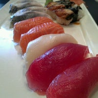 Photo taken at Sushi Para M by Precious M. A. on 6/17/2012
