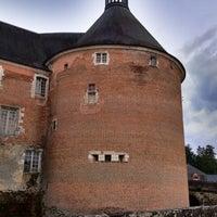 Photo taken at Château de Saint-Fargeau by Michel P. on 6/28/2012