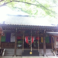 Photo taken at 等々力不動尊 by まーもん on 4/30/2012