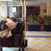 Photo taken at Orlando Vista Hotel by Pau T. on 2/23/2012