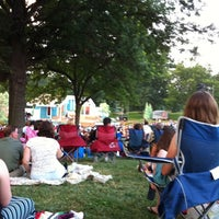 Photo taken at Shakespeare Festival St. Louis by Jimmy M. on 6/11/2011