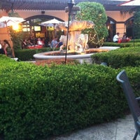 Photo taken at Carlucci Restaurant & Bar by Kevin C. on 8/26/2012
