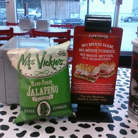Photo taken at Firehouse Subs by Brian L. on 2/16/2011