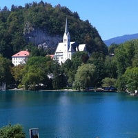 Photo taken at Bled by Marc P. on 8/20/2012