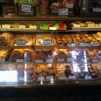 Photo taken at Freeport Bakery by Steve W. on 9/7/2011