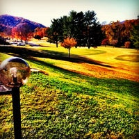 Photo taken at Black Mountain Golf Course by Rick S. on 11/12/2011