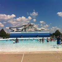 Photo taken at Red Oaks Waterpark by Olivia P. on 8/22/2012