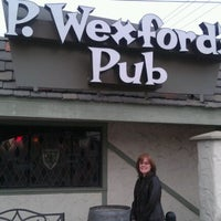 "Photo taken at P. Wexford's Pub by Bernadette  ""Berni"" V. on 12/12/2011"