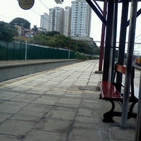 Photo taken at Estação Pirituba (CPTM) by Wallace G. on 7/11/2012