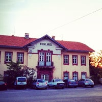 Photo taken at Kırklareli by Merve B. on 8/19/2012