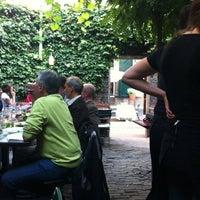 Photo taken at Cafe Verheyden by Antoinette V. on 8/17/2011