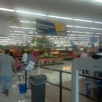 Photo taken at Walmart Supercenter by Nick T. on 9/5/2011