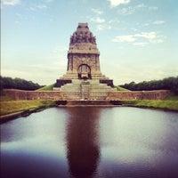 Das Foto wurde bei Völkerschlachtdenkmal von Pascal Z. am 5/29/2012 aufgenommen